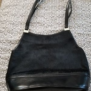 Brighton Pony Fur Bag